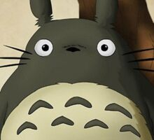 My Neighbor Totoro Studio Ghibli Sticker
