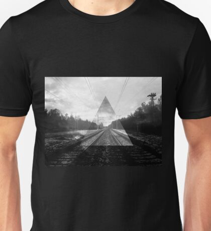 blackandwhite Unisex T-Shirt