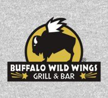 buffalo wild wings One Piece - Long Sleeve