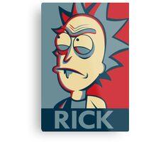 RICK Metal Print