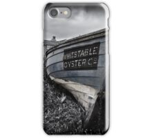 Whitstable Oyster Co iPhone Case/Skin