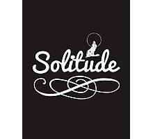 Skyrim 'Solitude' Photographic Print