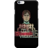 Jan Quadrant Vincent 16 iPhone Case/Skin