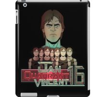 Jan Quadrant Vincent 16 iPad Case/Skin
