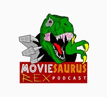 The Moviesaurus Rex Podcast Logo Unisex T-Shirt