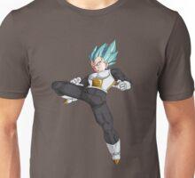 Vegeta super sayan god 2 Unisex T-Shirt