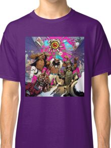FlatBush Zombies - 3001: A laced odyssey Classic T-Shirt