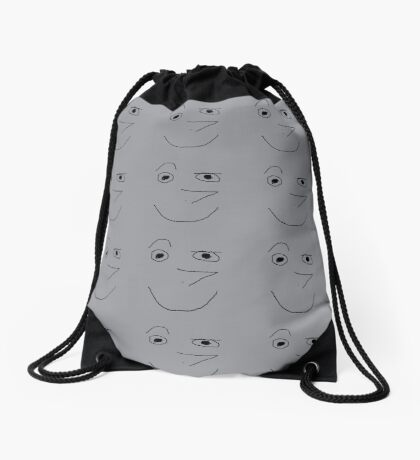 Go show off with it! Drawstring Bag