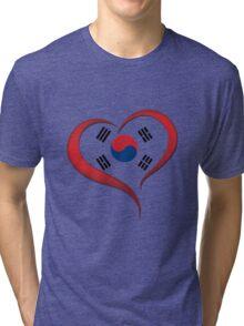 Heart Korea Tri-blend T-Shirt