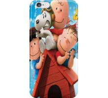 Meet Snoopy and Charlie Brown iPhone Case/Skin