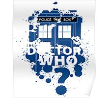 Dr. Who -  Doctor Who? Poster