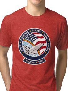Space Shuttle Atlantis (STS-61-B) Tri-blend T-Shirt
