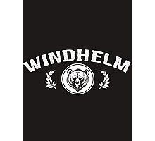 Skyrim 'Windhelm' Photographic Print