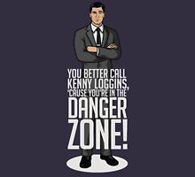 Archer - Cause You're in the Danger Zone! Unisex T-Shirt