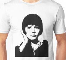 ANNA KARINA - JEAN LUC GODARD Unisex T-Shirt