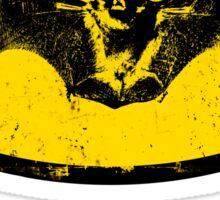 Bat logo  Sticker