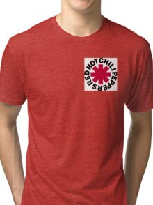Red Hot Chilli Peppers Tri-blend T-Shirt