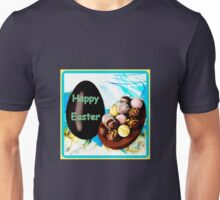 Happy Easter Chocolates Unisex T-Shirt