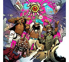 FlatBush Zombies - 3001: A laced odyssey Photographic Print