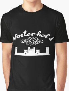 Skyrim 'Winterhold' Graphic T-Shirt