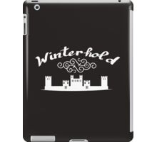 Skyrim 'Winterhold' iPad Case/Skin