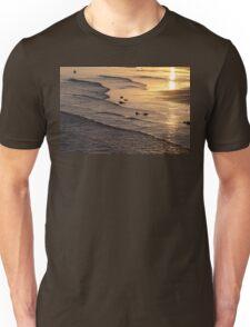 Golden Tide Unisex T-Shirt
