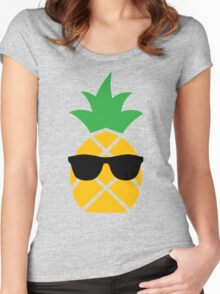 Piña Cool-ada Women's Fitted Scoop T-Shirt