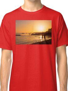 Golden Tropics Hot Beach Sun Classic T-Shirt