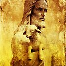 The Lord Is My Shepherd by Marie Sharp
