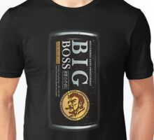 Big Boss Iced Coffee Unisex T-Shirt