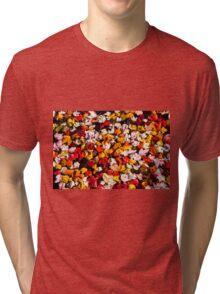 Leaves Galore Tri-blend T-Shirt