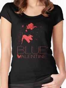 BLUE VALENTINE - RYAN GOSLING Women's Fitted Scoop T-Shirt