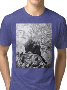 Ode to Creation Heavenly and Night Tri-blend T-Shirt