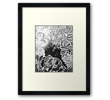 Ode to Creation Heavenly and Night Framed Print