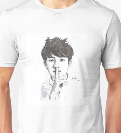 pencil sketch soo Unisex T-Shirt