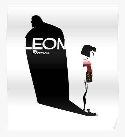 Léon the professional  Poster