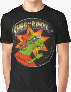 The King Of Cool Graphic T-Shirt