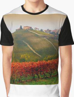 Terre di Piemonte Graphic T-Shirt