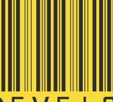 Javascript Developer Barcode Sticker