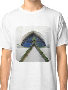Church Window  Classic T-Shirt