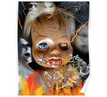 Evil Doll Poster