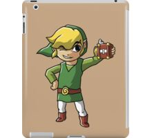 The Legend Of Selfie iPad Case/Skin