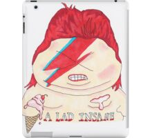 Piggy Stardust and the Spiders From Myeeehh iPad Case/Skin