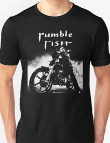 RUMBLE FISH - MICKEY ROURKE T-Shirt
