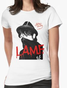 JOHNNY THUNDERS - NEW YORK DOLLS Womens Fitted T-Shirt