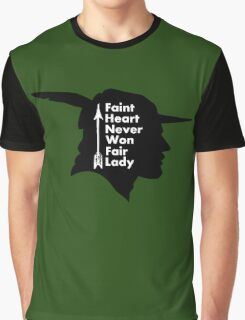 Robin Hood Graphic T-Shirt
