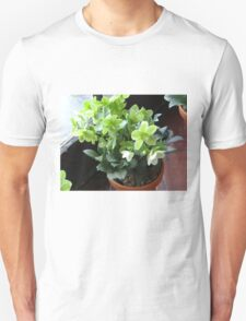 Green Blossoms Unisex T-Shirt