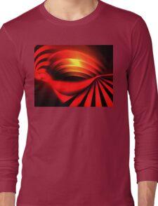Ruby Sunset Long Sleeve T-Shirt