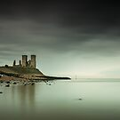 Reculver Towers by Ian Hufton