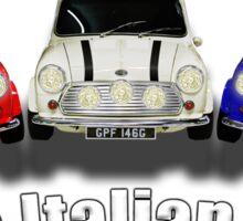 Mini Coopers 1969 Sticker